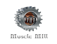 Muscle MIll Logo - Entry #119