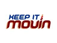 Keep It Movin Logo - Entry #203