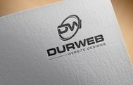 Durweb Website Designs Logo - Entry #204