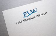 Peak Vantage Wealth Logo - Entry #19