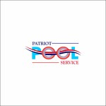 Patriot Pool Service Logo - Entry #58