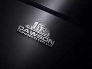 Dawson Transportation LLC. Logo - Entry #129