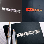 Jacts Express Trucking Logo - Entry #148