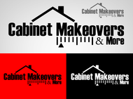 Cabinet Makeovers & More Logo - Entry #11