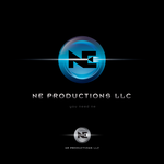 NE Productions, LLC Logo - Entry #110
