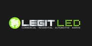 Legit LED or Legit Lighting Logo - Entry #251