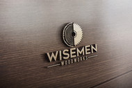 Wisemen Woodworks Logo - Entry #50