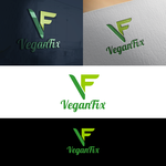 Vegan Fix Logo - Entry #343