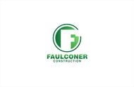 Faulconer or Faulconer Construction Logo - Entry #48