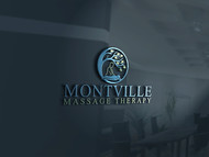 Montville Massage Therapy Logo - Entry #188