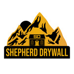 Shepherd Drywall Logo - Entry #223