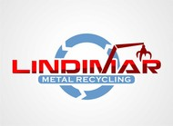 Lindimar Metal Recycling Logo - Entry #299