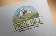 Pride Hill Farm & Garden Center Logo - Entry #59