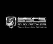 Big Sky Custom Steel LLC Logo - Entry #80