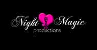 Night Magic Productions Logo - Entry #47