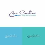 Ana Carolina Fine Art Gallery Logo - Entry #140