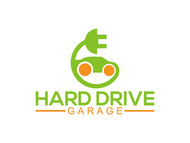 Hard drive garage Logo - Entry #273