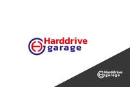 Hard drive garage Logo - Entry #358