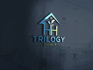 TRILOGY HOMES Logo - Entry #178