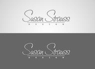Susan Strauss Design Logo - Entry #73
