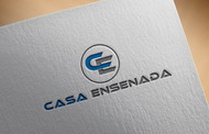 Casa Ensenada Logo - Entry #25
