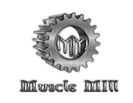 Muscle MIll Logo - Entry #139