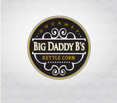 Big Daddy B's Logo - Entry #163