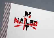 Nailed It Logo - Entry #220