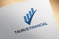 "Taurus Financial (or just ""Taurus"") Logo - Entry #313"