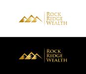 Rock Ridge Wealth Logo - Entry #412