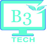 B3 Tech Logo - Entry #121