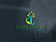 Sabaz Family Chiropractic or Sabaz Chiropractic Logo - Entry #241