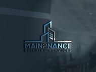 MAIN2NANCE BUILDING SERVICES Logo - Entry #258