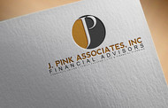 J. Pink Associates, Inc., Financial Advisors Logo - Entry #149