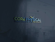 Core Physical Therapy and Sports Performance Logo - Entry #276