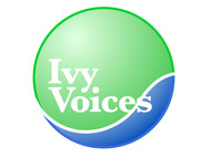 Logo for Ivy Voices - Entry #183