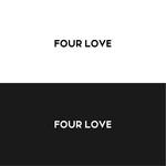Four love Logo - Entry #78