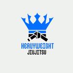 Heavyweight Jiujitsu Logo - Entry #68