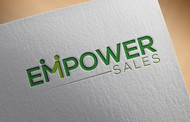 Empower Sales Logo - Entry #306