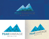 Peak Vantage Wealth Logo - Entry #241