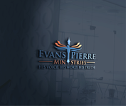 Evans Pierre Ministries  Logo - Entry #17