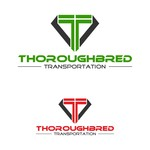 Thoroughbred Transportation Logo - Entry #164