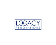 LEGACY RENOVATIONS Logo - Entry #90