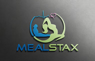 MealStax Logo - Entry #101