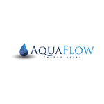 AquaFlow Technologies Logo - Entry #8
