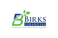 Birks Financial Logo - Entry #211