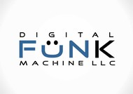 Digital Funk Machine LLC Logo - Entry #68