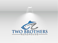 Two Brothers Roadhouse Logo - Entry #58