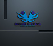 Baker & Eitas Financial Services Logo - Entry #391