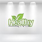 Healthy Livin Logo - Entry #490